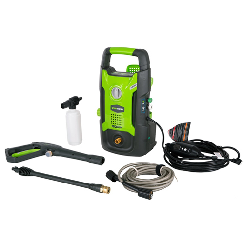 GreenWorks GPW1602 13 amp Electric Pressure Washer