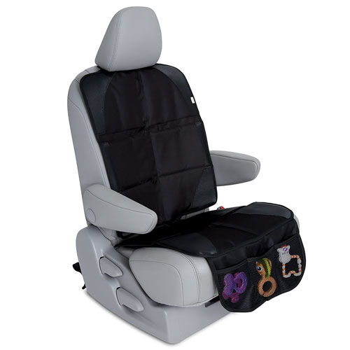 top 10 best car seat protector for leather seats in 2018 reviews our great products. Black Bedroom Furniture Sets. Home Design Ideas