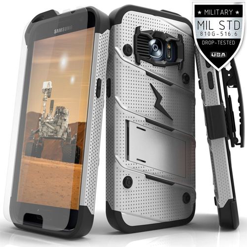 Tempered Bolt Cover S7 Glass Screen Protector