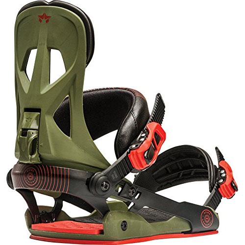 Rome Snowboards G2 Arsenal Snowboard Bindings