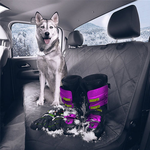 Dog Seat Cover – Pet Seat Cover for Protecting your Rear Car Seat
