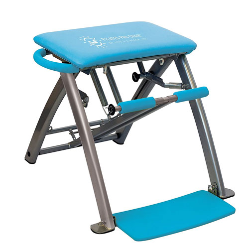 Pilates PRO Chair with 4 DVDs by Life's A Beach