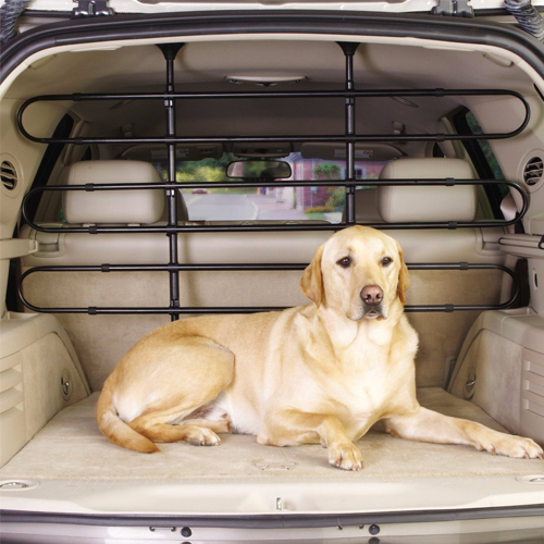 Sporer Dog Pet Vehicles Safety Barrier for Car SUVs Trucks With Strong Pressure-Mounted