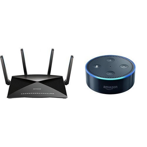 Quad-Stream WI-Fi Router