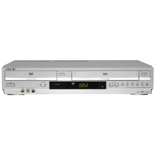 Sony SLVD370P DVD/VCR Progressive Scan Combo Player
