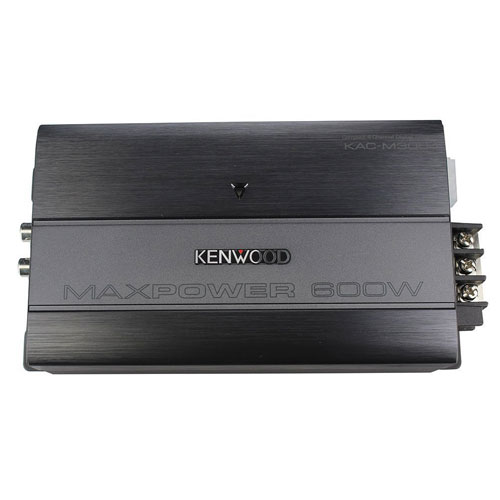 Kenwood 22154656 Compact 4 Channel Digital Amplifier