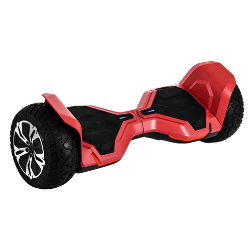 """BornTech UL2272 Certified All Terrain 8.5"""" Wheels Off Road HoverBoard Electric Scooter"""