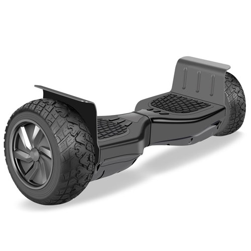 VEEKO Hoverboard Two-wheel Self-balancing Scooter with Bluetooth Speaker All Terrain Hoverboard