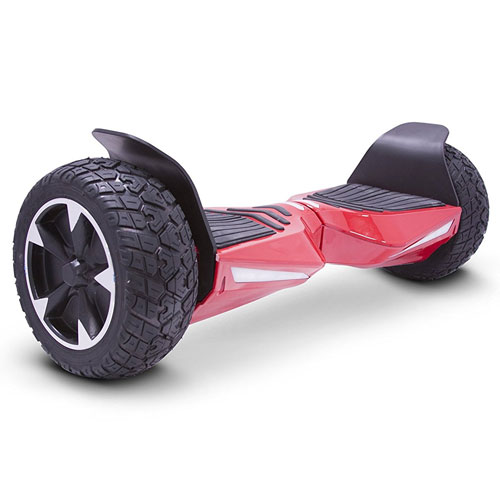 2018 Two Wheel Self Balance Scooter Off-Road Hoverboard UL 2272 Bluetooth Speakers