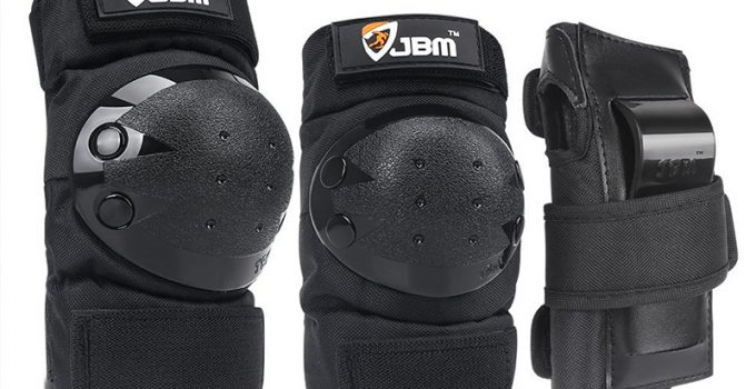Top 10 Best Skateboarding Knee Pads in 2018 Reviews