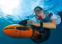 Top 10 Best Underwater Scooter of 2018 Review