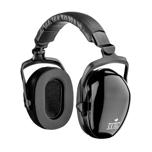 Safety Ear Muffs for Hearing Protection | Professional Shooting Range Ear Defenders for Noise Reduction