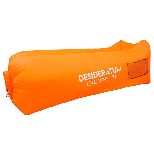Air Lounger, Portable Air Bed for Indoor and Outdoor, Air Hammock, Inflatable Lounger