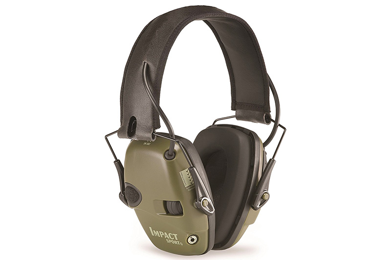 Top 10 Best Electric Earmuffs for Shooting of 2020 Review
