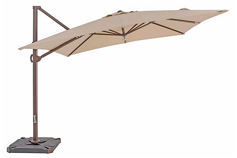 Top 10 Best 10ft Offset Outdoor Cantilever of 2021 Review