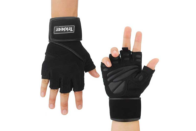 The Best Weight Lifting Gloves with Wrist Support of 2019 Review