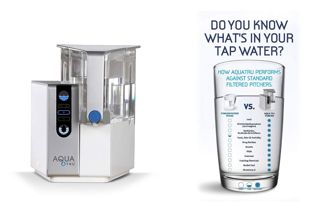 AquaTru Countertop Reverse Osmosis System
