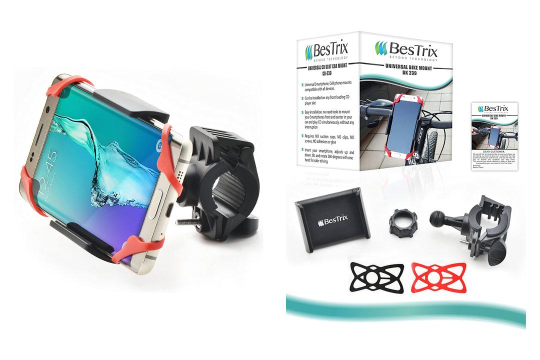 Bestrix Universal Phone Bike Mount Holder