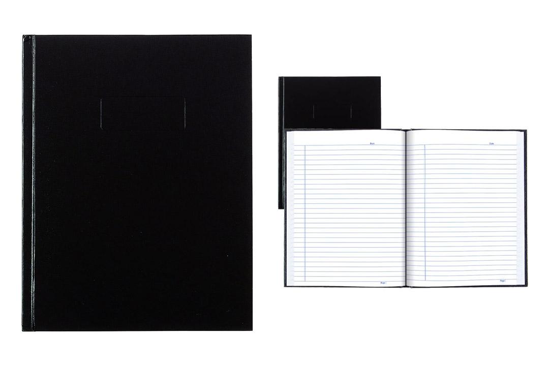 Blueline Business Notebook