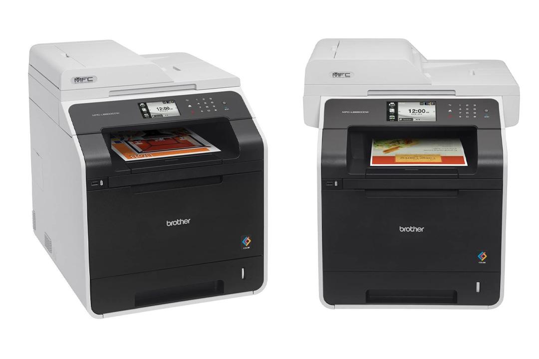 Brother Printer MFC-L8850CDW Wireless Color Laser Printer
