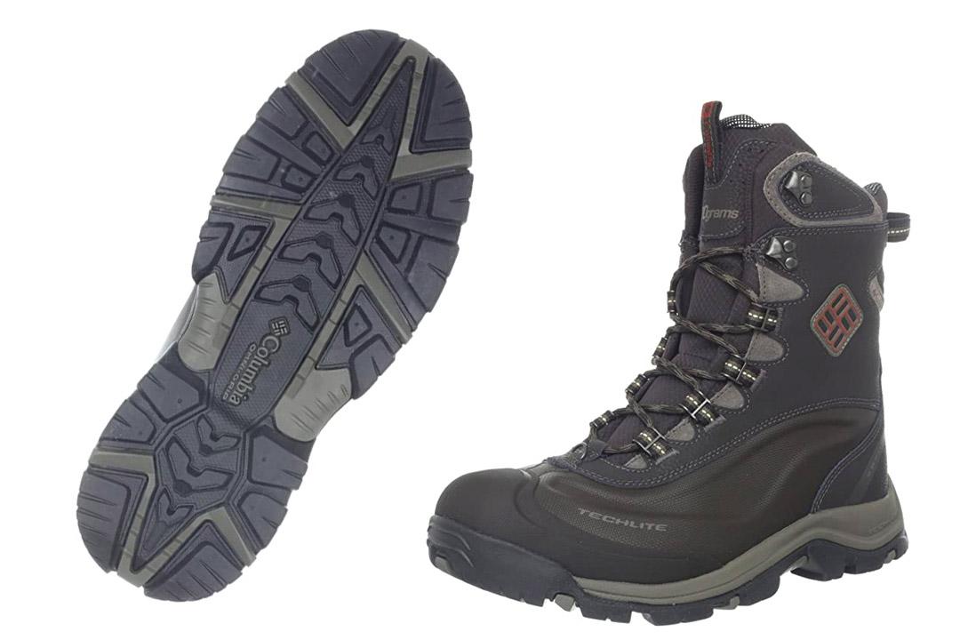 Columbia Men's Bugaboot Plus II Omni-Heat Snow Boot