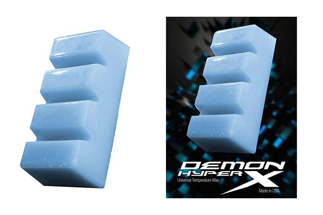 Demon Hyper X Wax -Universal blend of any temp- 1.06 LB Block