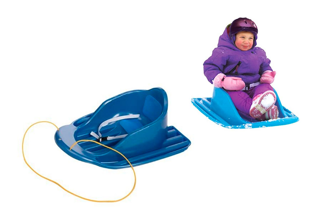 EMSCO Group Toddler Sled – Ergonomic and Child Safe Design