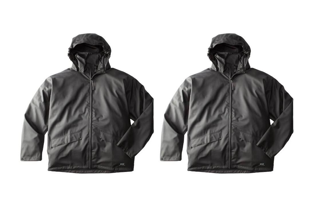 Helly Hanson Boy's Voss Rain Jacket
