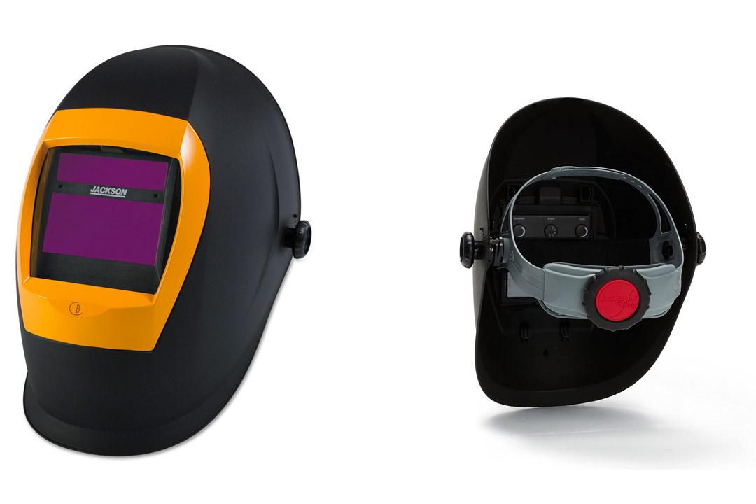 Jackson Safety BH3 Auto Darkening Welding Helmet with Balder Technology