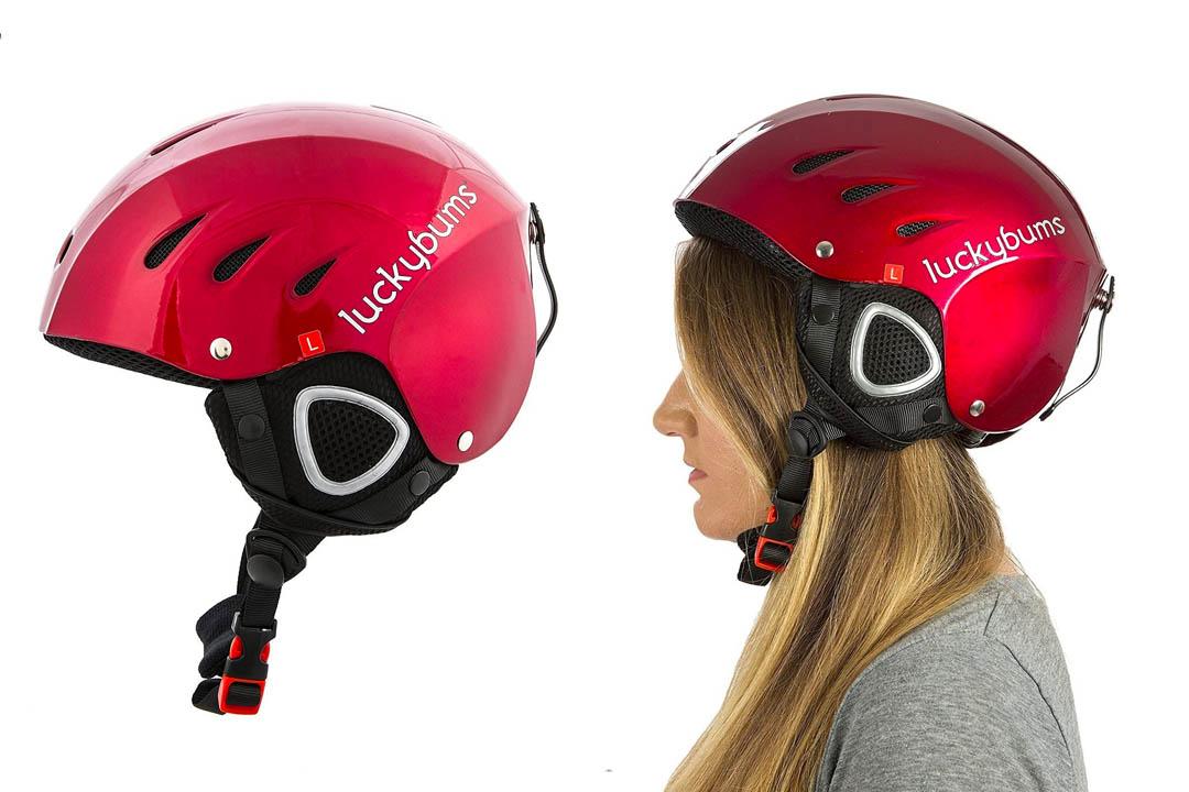 Lucky Bums Multi Sport Helmet