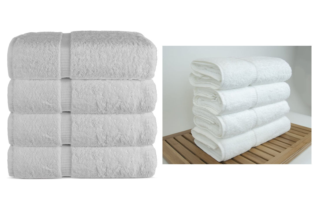 Luxury Hotel & Spa Bath Towel