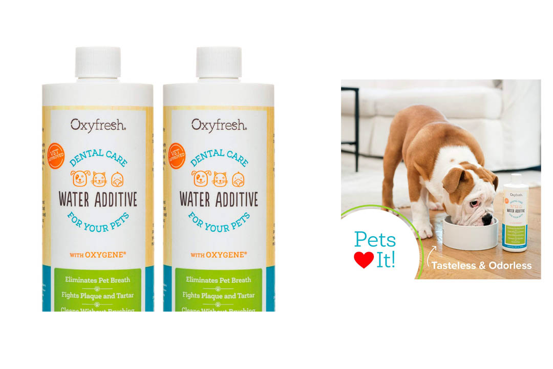 Pet Oral Hygiene Solution