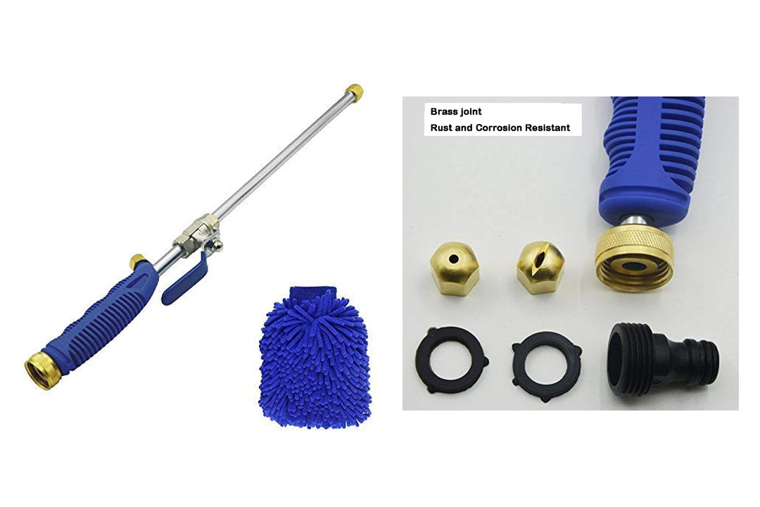 Power Washer Wand - Water Hose Nozzle Garden Hose Sprayer