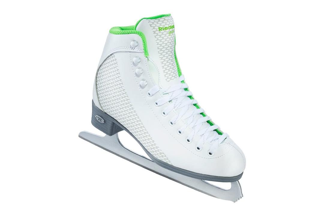 Riedell 113 2015 Model Figure Skates Sparkle