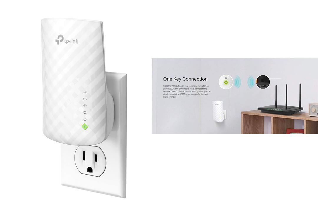 Smart Home and Alexa WiFi Extender