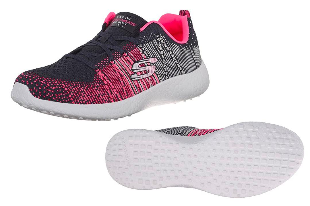 Sport Women's Burst Ellipse Fashion Sneaker (Skechers)