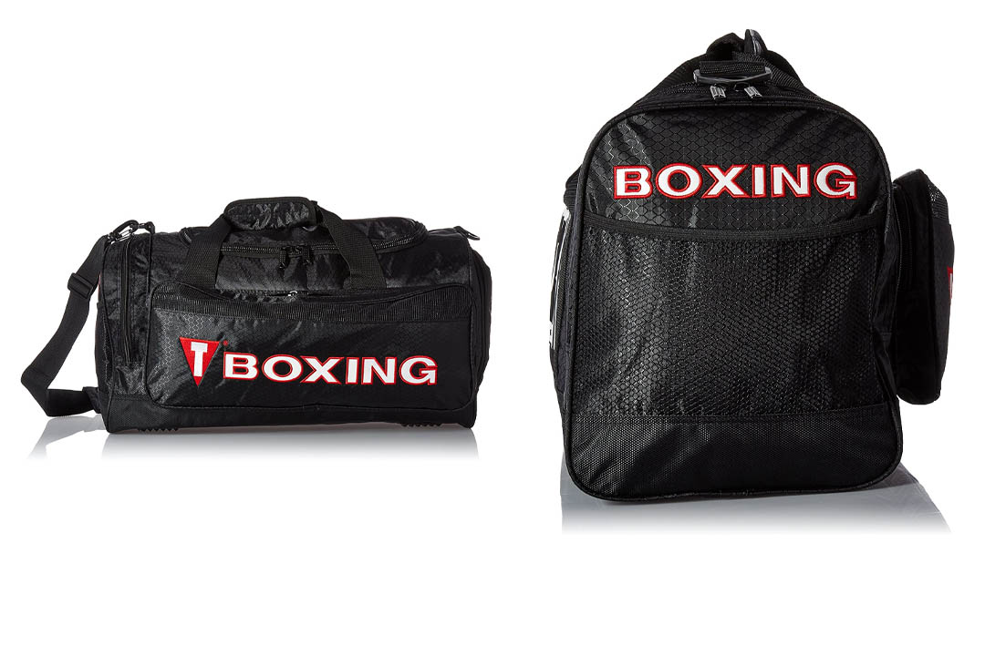TITLE Boxing Super Sport Equipment Bag