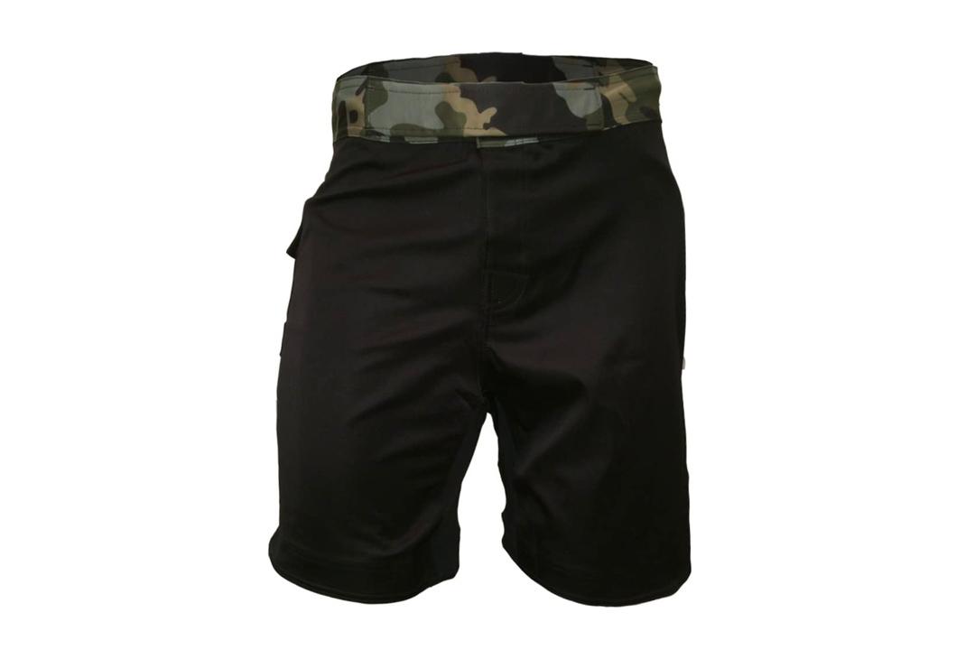 "WOD Shorts 10"" Inseam - Impact 2.0 Series - Side Pocket, 5"" Slits"