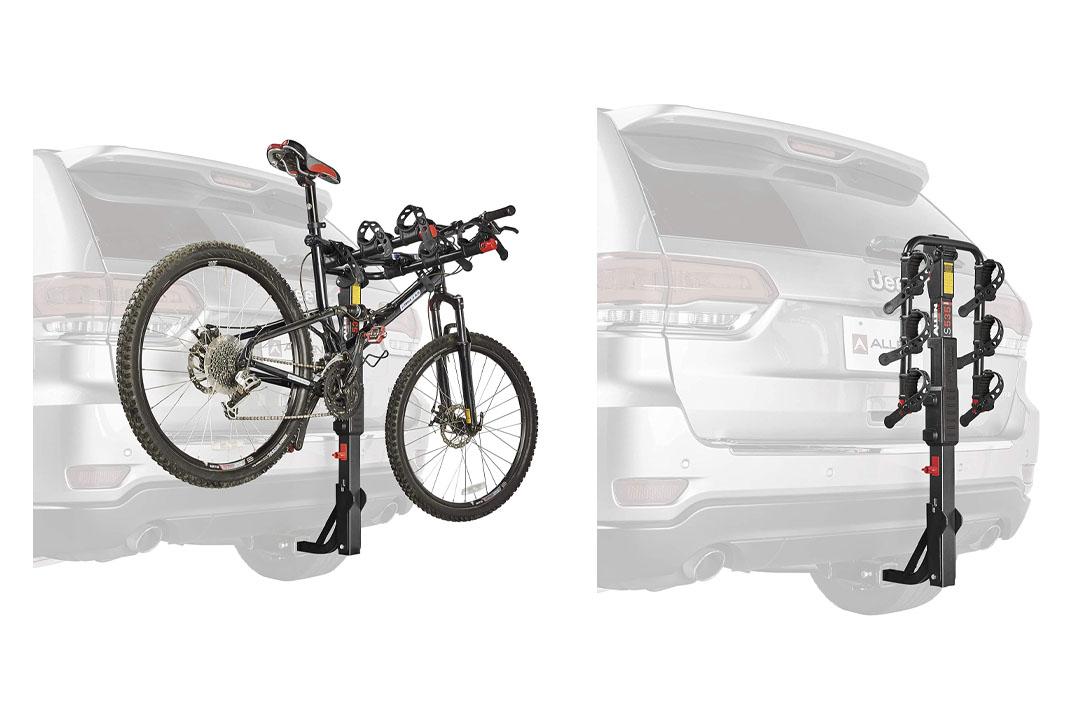 Allen Sports Premier Hitch Mounted 3-Bike Carrier