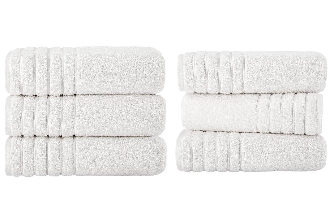 Barnum 3 Pc Cotton Bath Towel Set