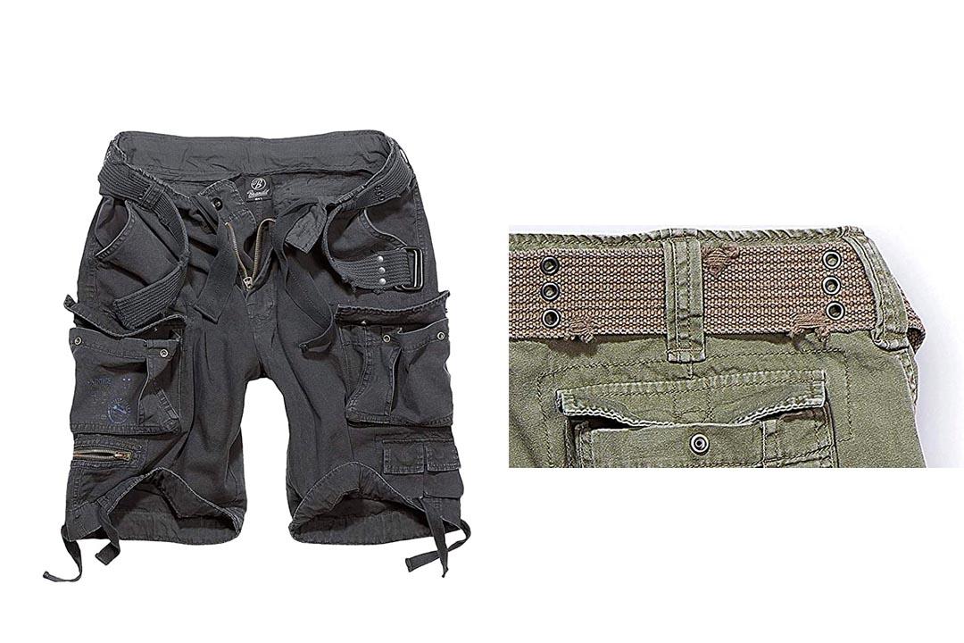 Brandit Men Shorts Savage Vintage 2001