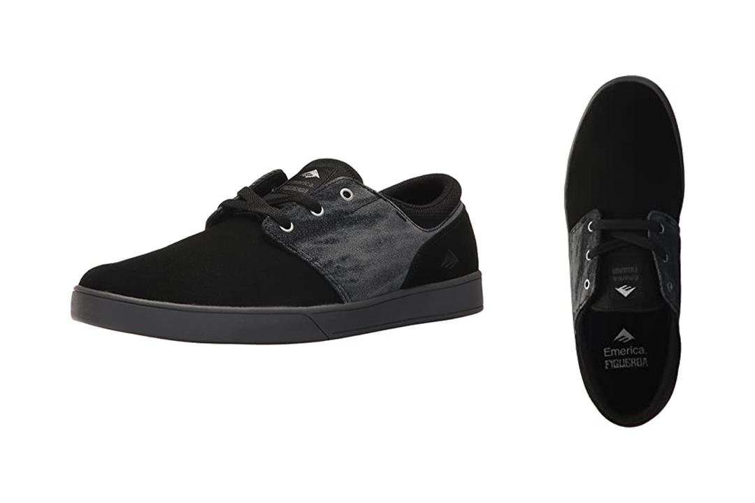 Emerica Men's The Figueroa Skateboarding Footwear