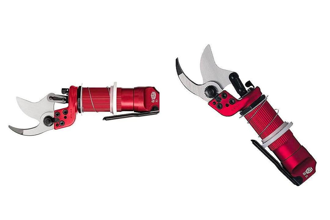 Felco Power-Assisted Pruner Model 70 - 1.2 Inch Cut Capacity