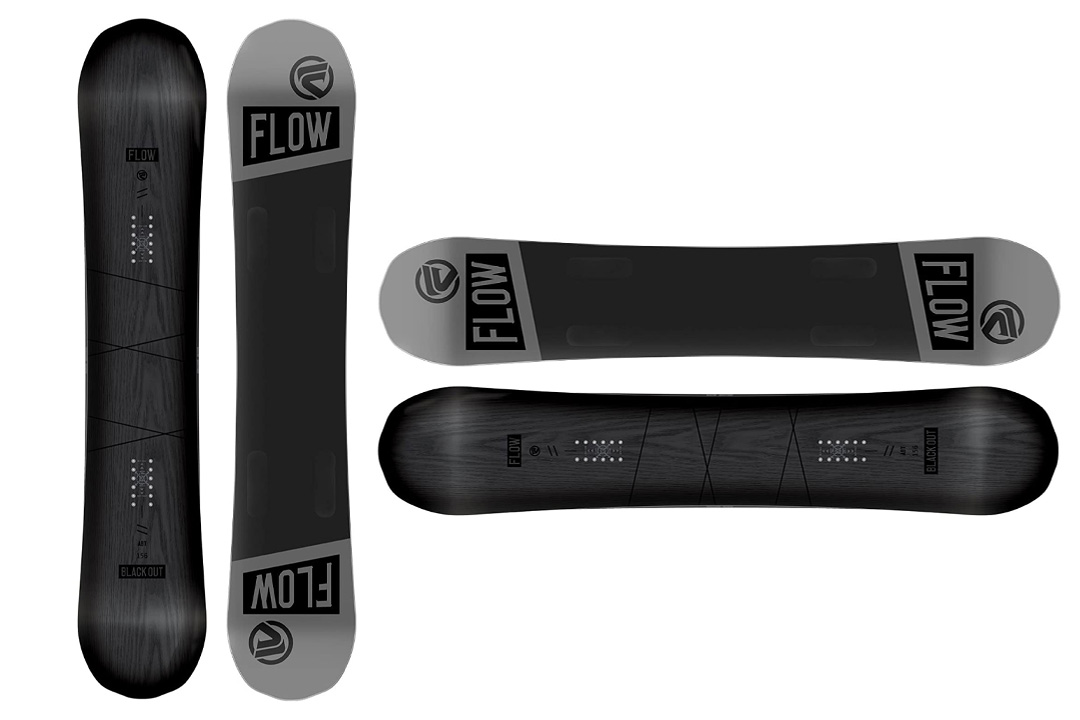 Flow Blackout Snowboard