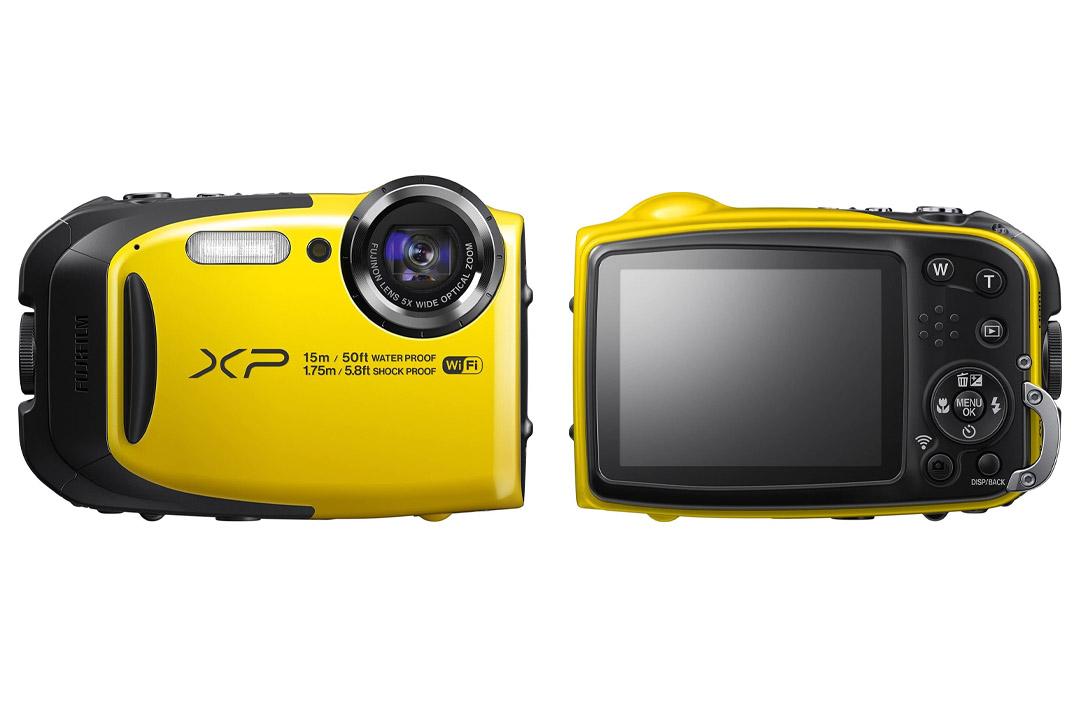 Fujifilm FinePix XP80 Waterproof Digital Camera