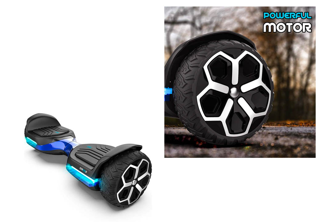 """Gyroor T581 Hoverboard 6.5"""" Off Road All Terrain Hoverboard"""