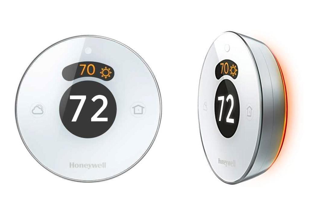 Honeywell Lyric Thermostat, Wi-Fi, Contractor Version, Works with Amazon Alexa