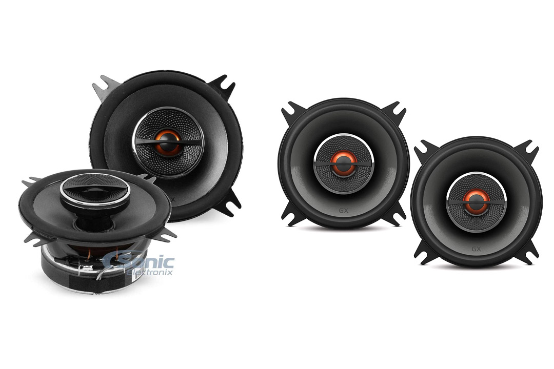 "JBL GX502 5-1/4"" Coaxial GX Series Car Speaker Coaxial Bundle"