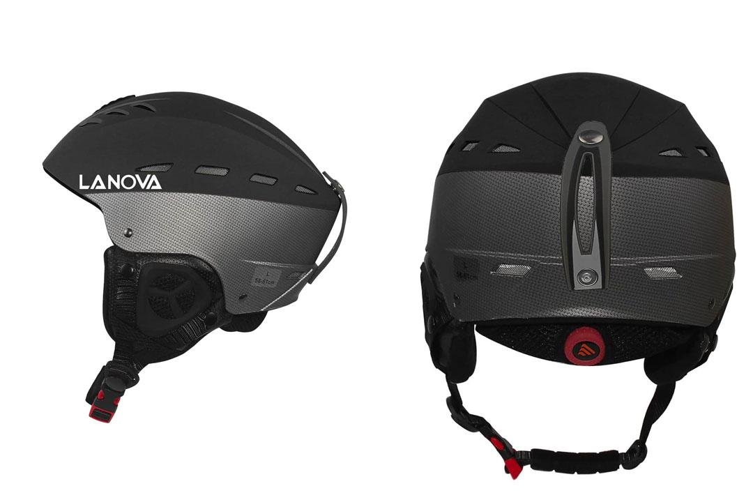 Lanova Ski Snow Snowboard Skate Helmet