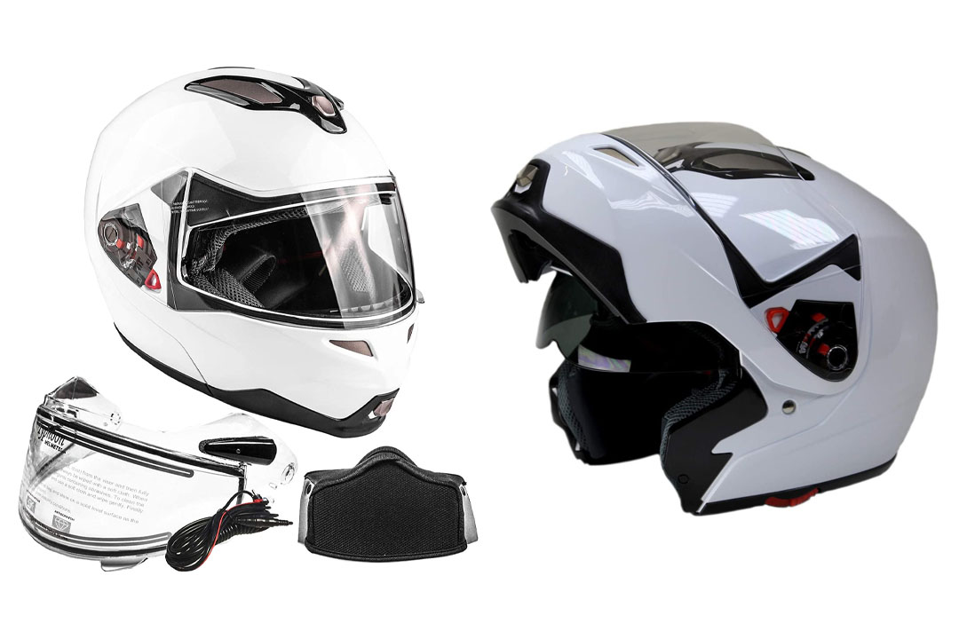 OEM Polaris Fly F2 Carbon Fiber Helmet Breath Deflector Quick Snap Liner
